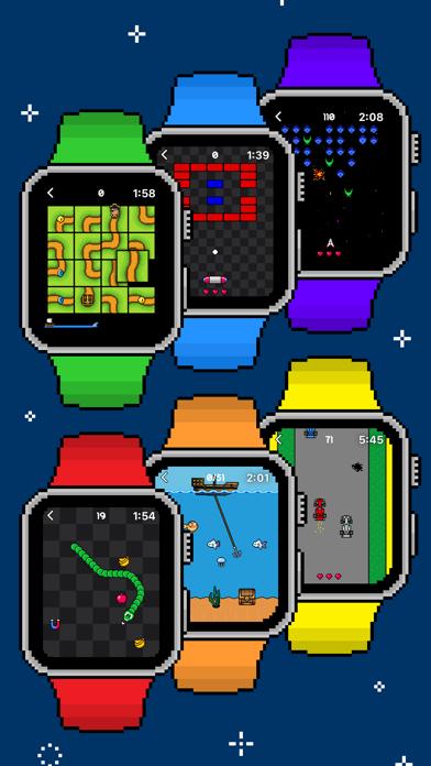 Arcadia - Arcade Watch Games Screenshot