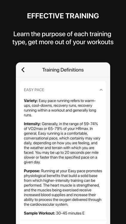 VDOT Running Calculator screenshot-4