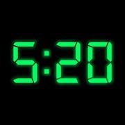 数字时钟 - 电子表全屏时间显示