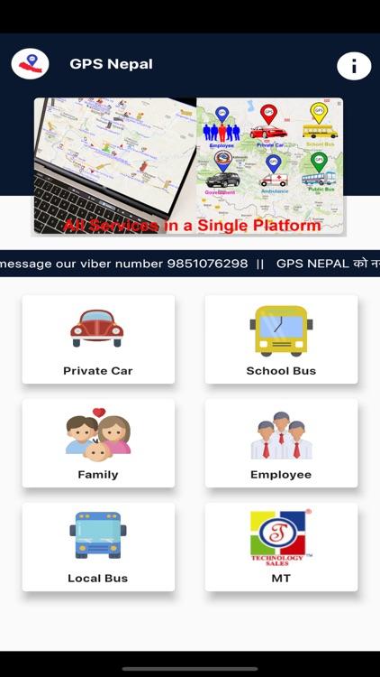GPS Nepal