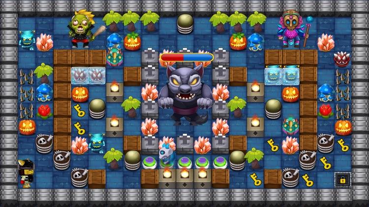Bomber Classic - Jungle Man screenshot-0
