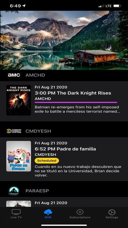 BossTV:Live TV, Shows & Movies screenshot-3