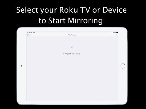Air Mirror for Roku TV Screen | Apps | 148Apps