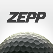 Zepp Golf Swing Analyzer, featuring Smart Coach with personalized training programs from Keegan Bradley and Michelle Wie. icon