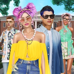 Rich College Couple Makeover
