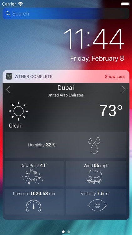 Wther - Weather Forecast screenshot-9