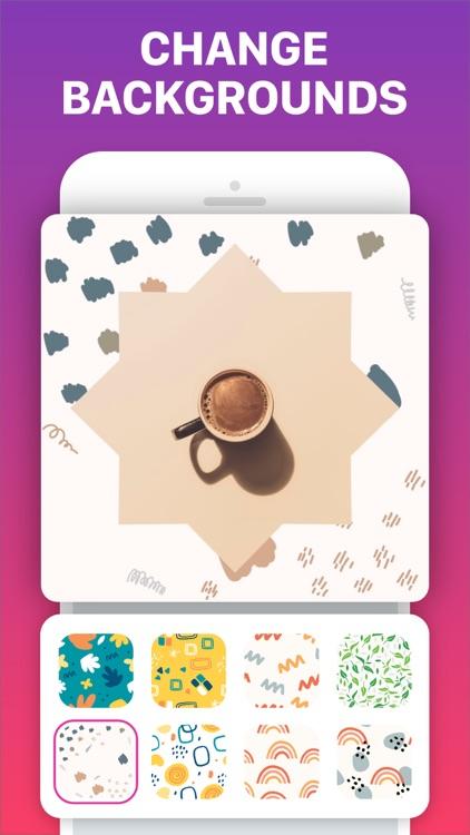 Photo Collage Maker & Pic Grid screenshot-3