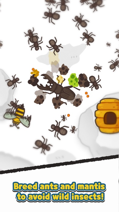 Ants and Mantis screenshot 4