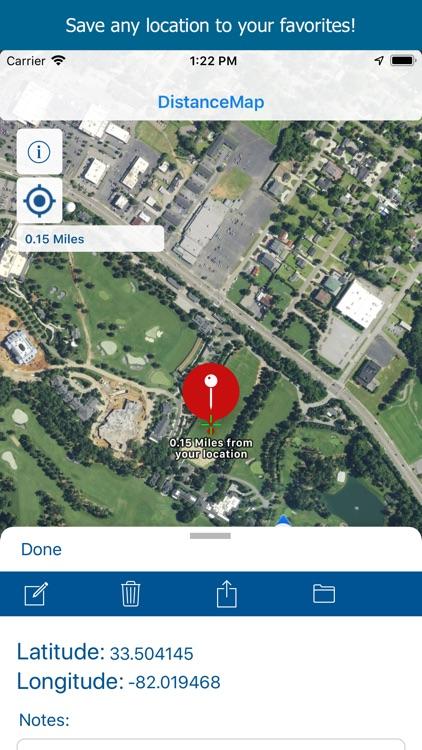 DistanceMap screenshot-5