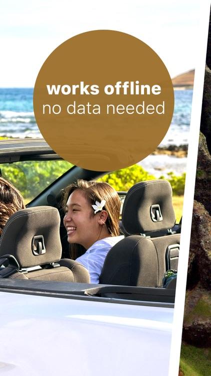 Kauai Driving Tour Road Trips screenshot-5