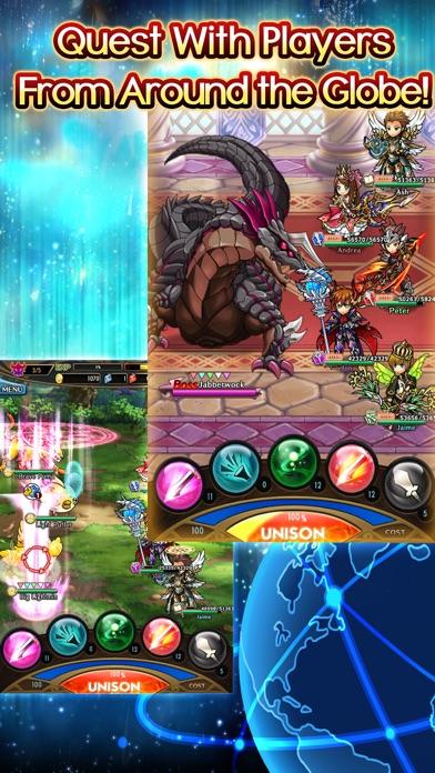 Unison League screenshot two