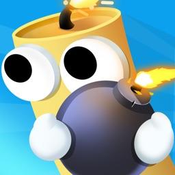 Bomb Party.io 3D Battle Games