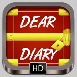 My Dear Diary HD with GPS