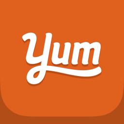 Ícone do app Yummly Recipes + Shopping List