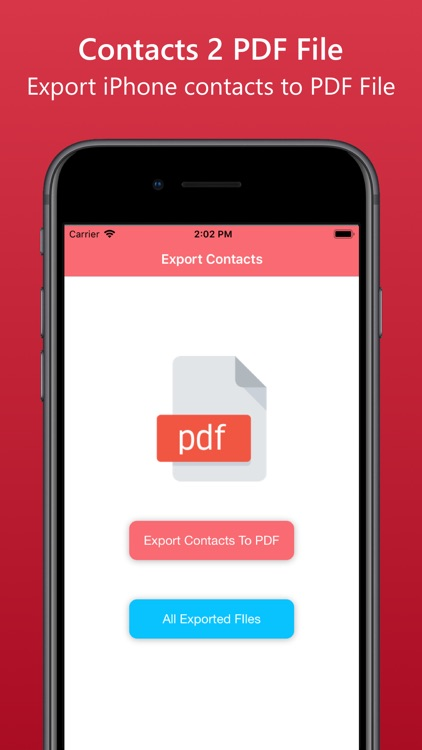 Contacts 2 PDF