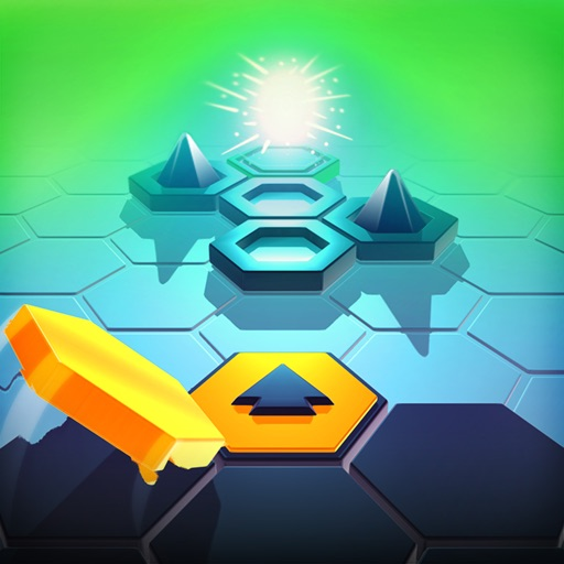 Hexaflip: The Action Puzzler icon