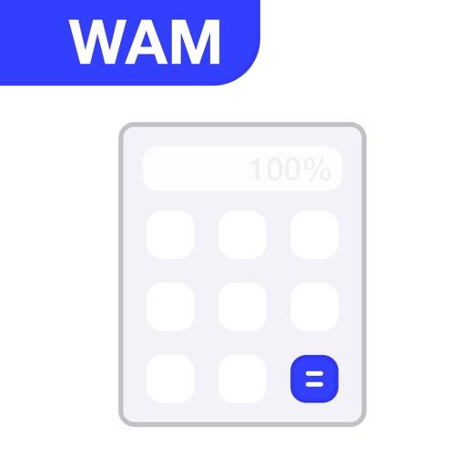 WAM Calculator