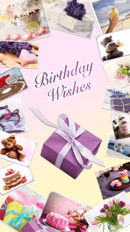 Birthday Wishes • Anniversary screenshot-0