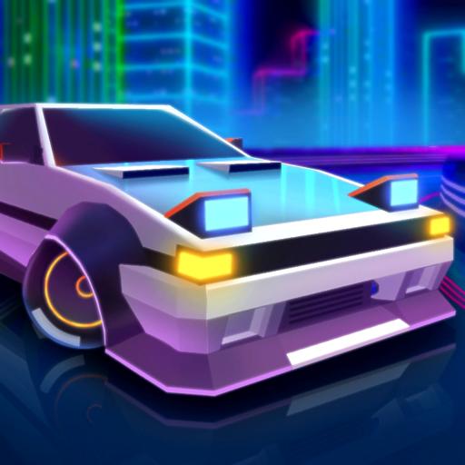 漂移车竞赛——享受夜城之驾驶 for Mac