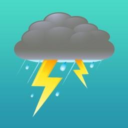Live Lightning Map Storm Radar