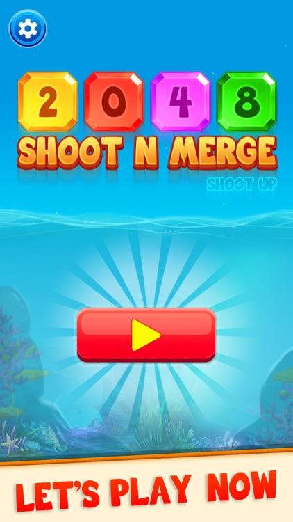 2048 Shoot N Merge - Shoot Up screenshot-4