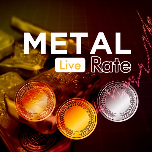 Live Metal Rate - Gold, Silver