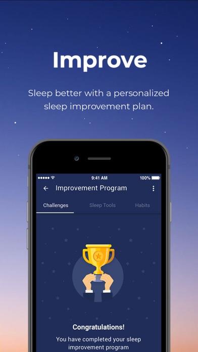 Sleeprate: Improve your sleep screenshot three