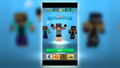 マイクラ カーレース 逃げる 警察 追跡 ゲームのおすすめ画像5