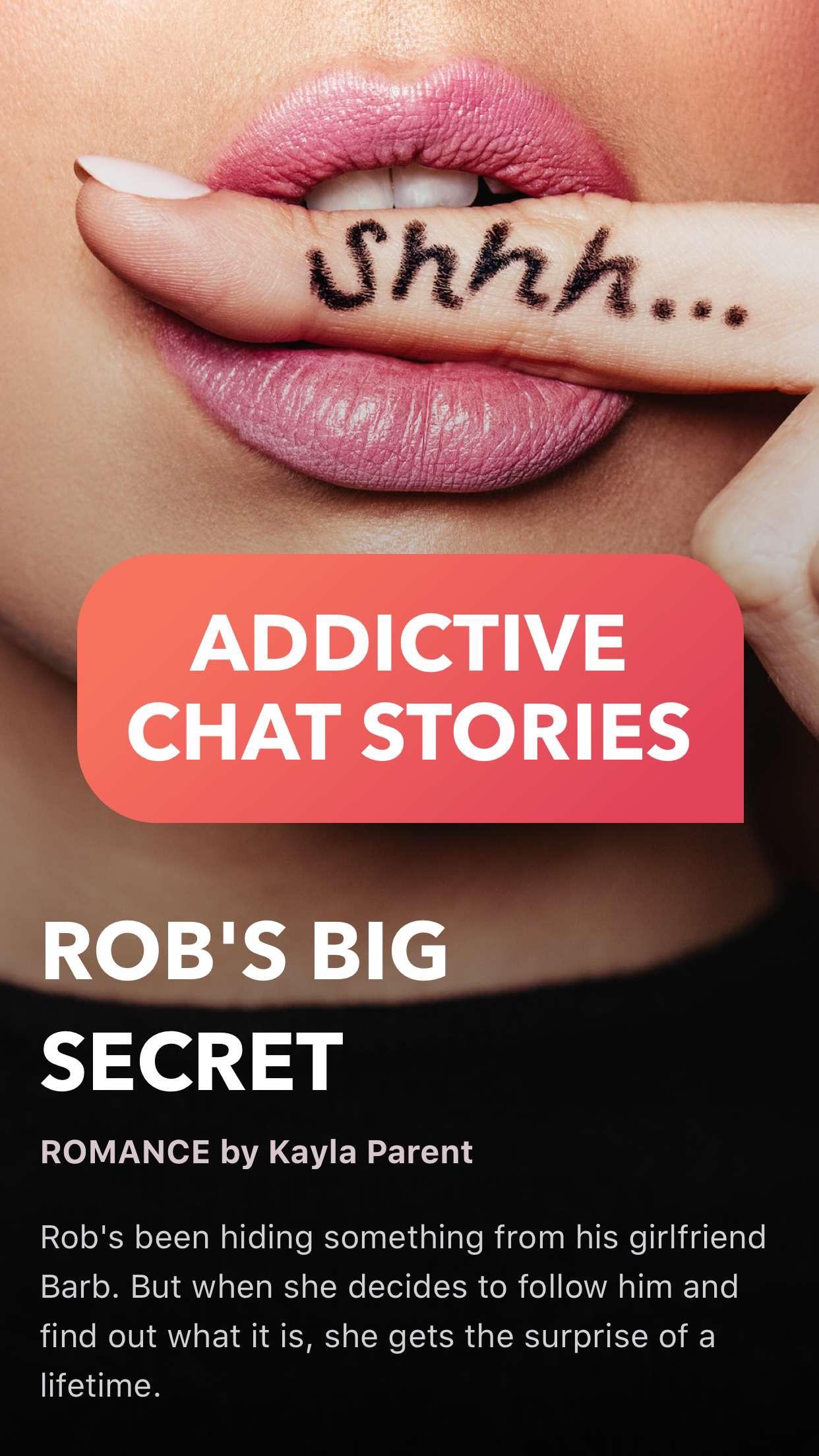 READIT - Chat Stories Screenshot