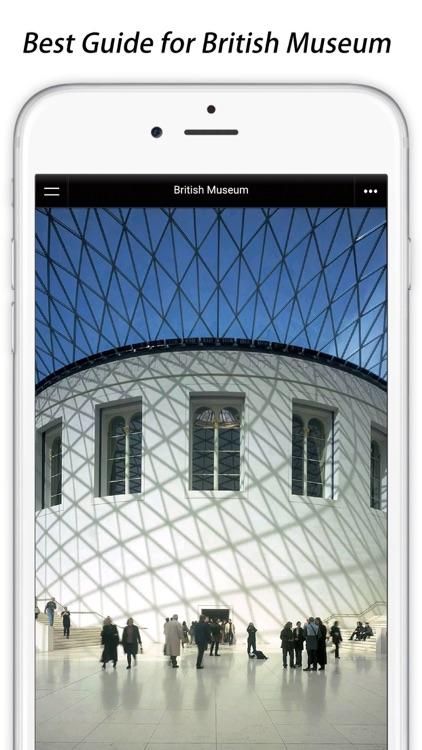 British Museum Visitor's Guide