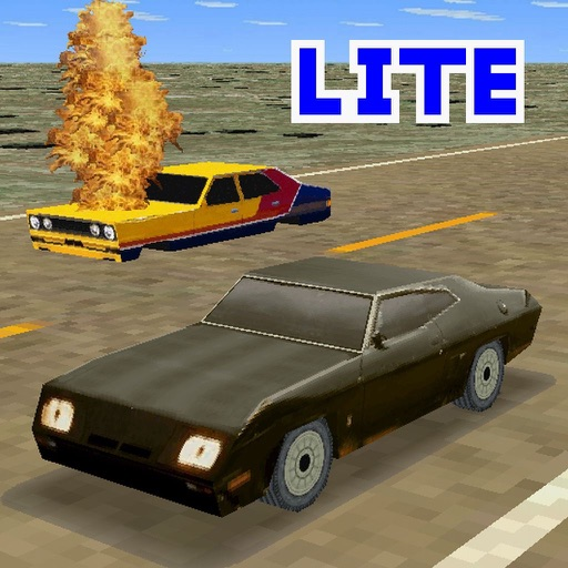 Mad Road 3D Lite - Car game