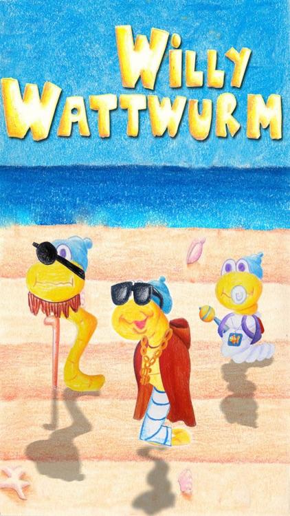 Willy Wattwurm - Road Crossing