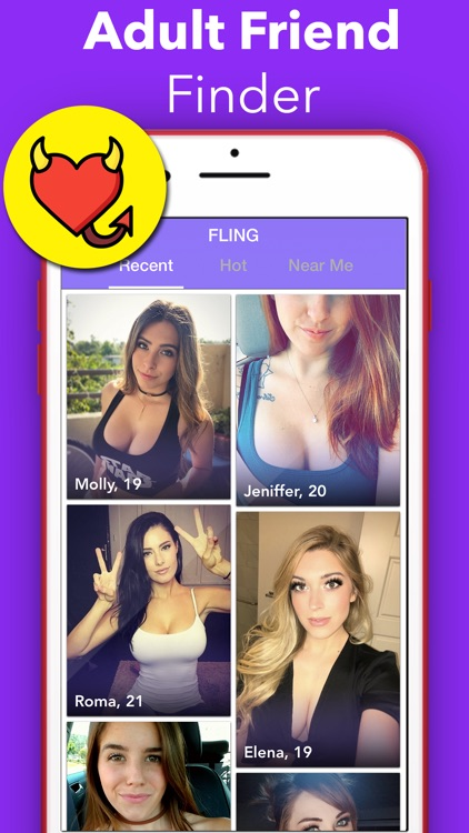 Fling - Adult Friend Finder