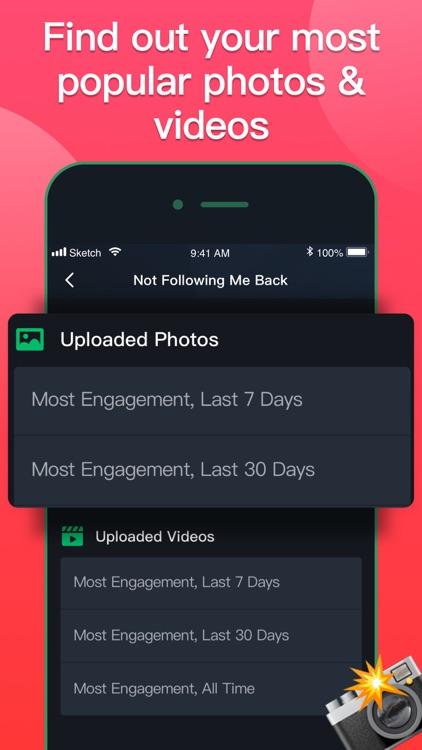 Followers - Tracker Insight screenshot-4
