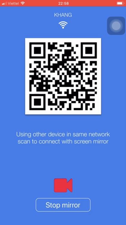 Screen Mirroring - IOS Device+ screenshot-3