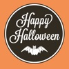 Halloween stickers emoji pack