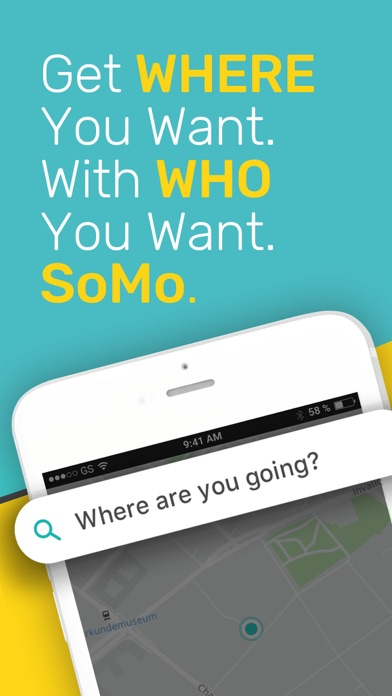 Screenshot for Plan & Ride Together with SoMo in United States App Store