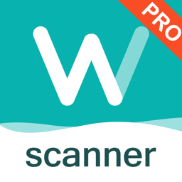 Ícone do app pdf scanner – Wordscanner pro