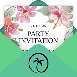 Invitation Card Maker Design