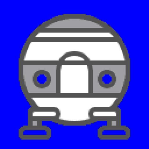 Bumpy Spaceman