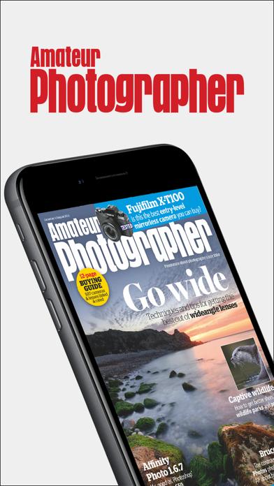Amateur Photographer Int review screenshots