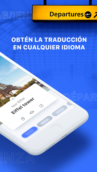 Screenshot for Triplens: Traductor de fotos in Ecuador App Store