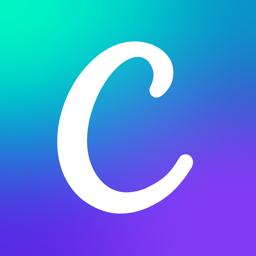 Ícone do app Canva Criar Imagen Editar Foto