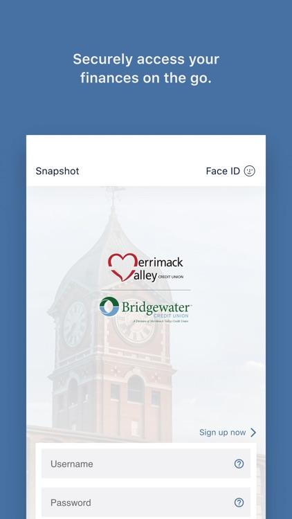 Merrimack Valley CU Mobile App