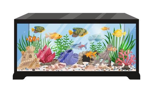 Aquarium Real Time : 4K