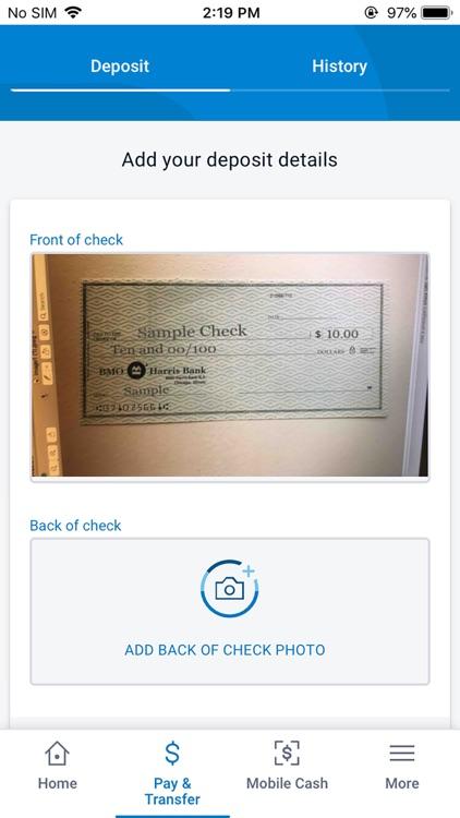 BMO Digital Banking screenshot-3