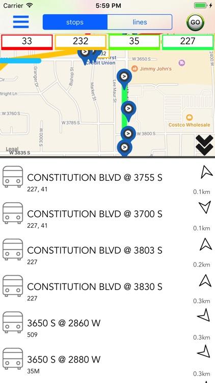 Salt Lake City Transport