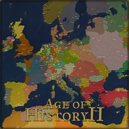 Age of History II icon