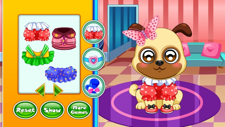 Pet Doctor Animals Caring Game screenshot-7