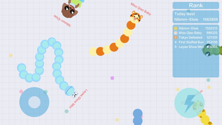 Snake Field screenshot-3